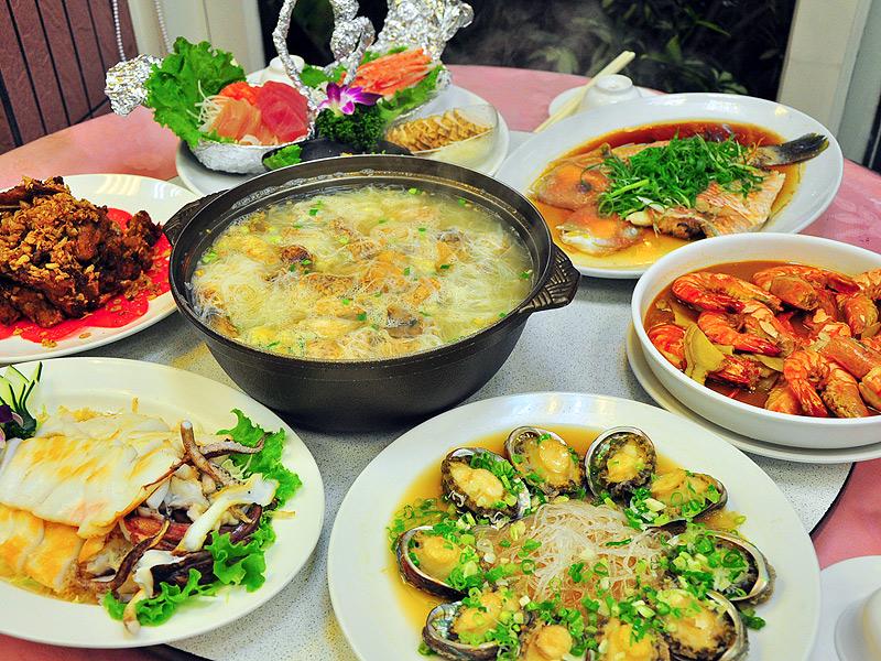 古家花享樂海鮮會館|高雄海鮮餐廳推薦